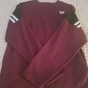 Never worn Victoria Secret Pink Pullover